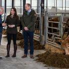 Le couple royal son très intéressés par la question de l'agriculture durable