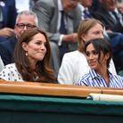 En attendant le match, les duchesses discutent