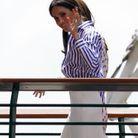 Tout comme Kate Middleton, Meghan Markle maîtrise à la perfection le salut royal