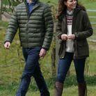 Kate et William se sont rendus dans une ferme au nord du Royaume-Uni