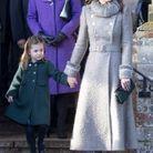 Kate Middleton et sa fille Charlotte