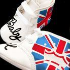 Chaussons Union Jack