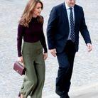 Kate Middleton se pare d'élégance