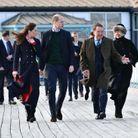 Kate et William ont visité la Mumbles Lifeboat Station