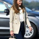 Kate Middleton rencontre les volontaires qui ont évacué plus de 850 réfugiés