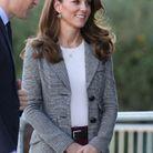 La duchesse apparait radieuse