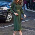 Kate Middleton rend visite à la Family Action