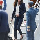 People tendance mode kate middleton canada blazer jean