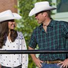 People tendance mode kate middleton canada cowboy