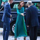 Will et Kate accueillis par le prince Karim Al-Hussaini