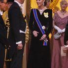 Kate Middleton à la réception du corps diplomatique