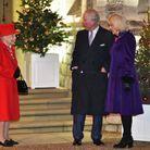 Mardi, Elizabeth II a réuni les membres de la famille royale à Windsor