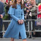 L'arrivée de Kate Middleton