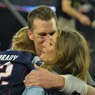 Gisele Bündchen et son mari, Tom Brady