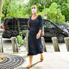 katy Perry se promenant dans Paris