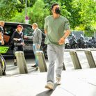 Orlando Bloom dans les rues de la capitale
