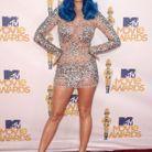 Katy Perry lors des MTV Movie Awards en 2010