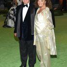 Diane Von Fürstenberg et Barry Diller