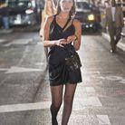 Bella Hadid défile à New York