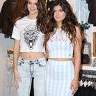 Kendall et sa soeur Kylie