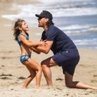 Scott Disick s'apprête à porter sa fille Penelope