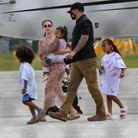 Dimanche, Kim Kardashian a été aperçue à l'aéroport de Miami