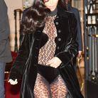 Kim Kardashian en combi Alaïa