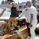 Kourtney Kardashian et Travis Barker en Italie