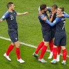 Les Bleus enchaînent les victoires, et affrontent la Croatie en finale