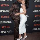 Kylie Jenner embrasse son compagnon Travis Scott