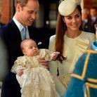 Le baptême du prince George