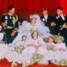 La photo officielle du mariage de Charles et Diana