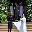 La robe de mariée de Meghan Markle