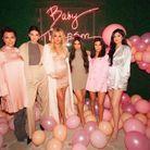 Kris Jenner, Kendall Jenner, Khloë Kardashian, Kim Kardashian, Kourtney Kardashian et Kylie Jenner