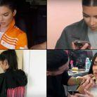 Lorsque les soeurs de Khloé Kardashian apprennent simultanément qu'elle a été trompée