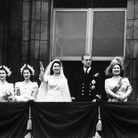 Au balcon de Buckingham