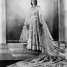 La robe de mariée de la princesse Elizabeth