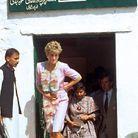 Dans un centre d'accueil pour les enfants à Lahore, en 1991