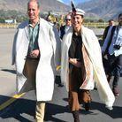 Le prince William et Kate Middleton dans la région de Chitral