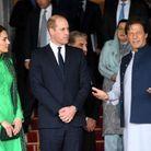 Kate Middleton et le prince William rendent visite au Premier ministre