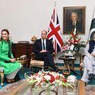 Le duc et la duchesse ont assisté à une réunion officielle
