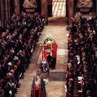 Les funérailles de Lady Di à Westminster