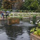 Un jardin pour Diana