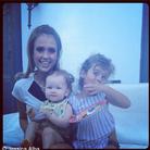 Jessica Alba Famille
