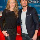 Elodie Fontan et Philippe Lachau