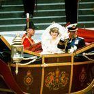 1981 : le mariage avec Diana