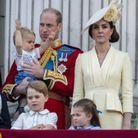 Le prince Louis a fait sensation en ce samedi 8 juin