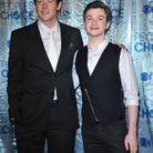 Cory Monteith et Chris Colfer