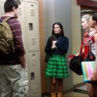 """Rachel Berry, Finn Hudson et Quinn Fabray dans """"Glee"""""""