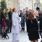Une star à Paris
